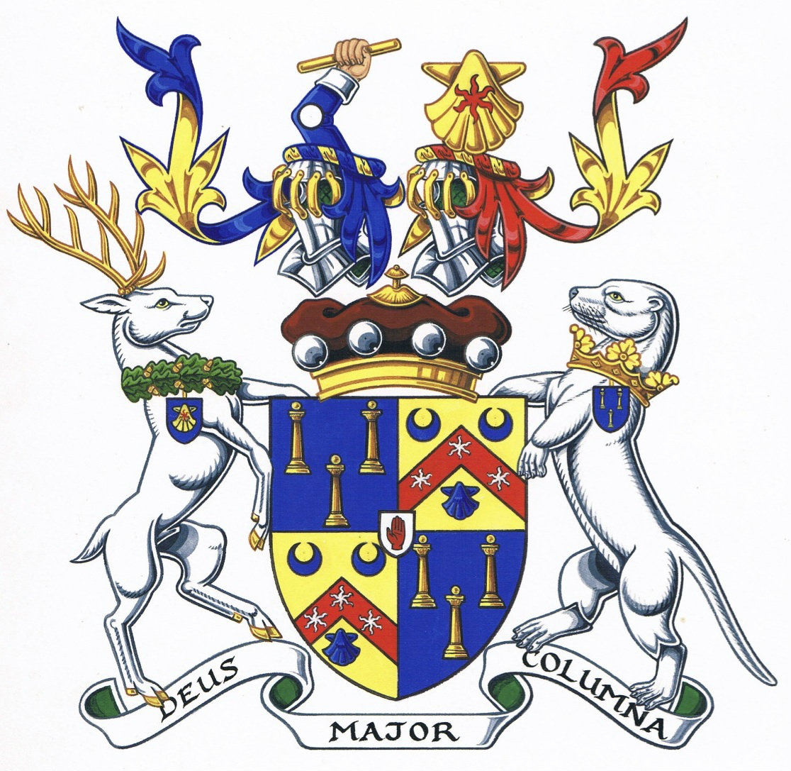 Henniker-Major Coat of Arms